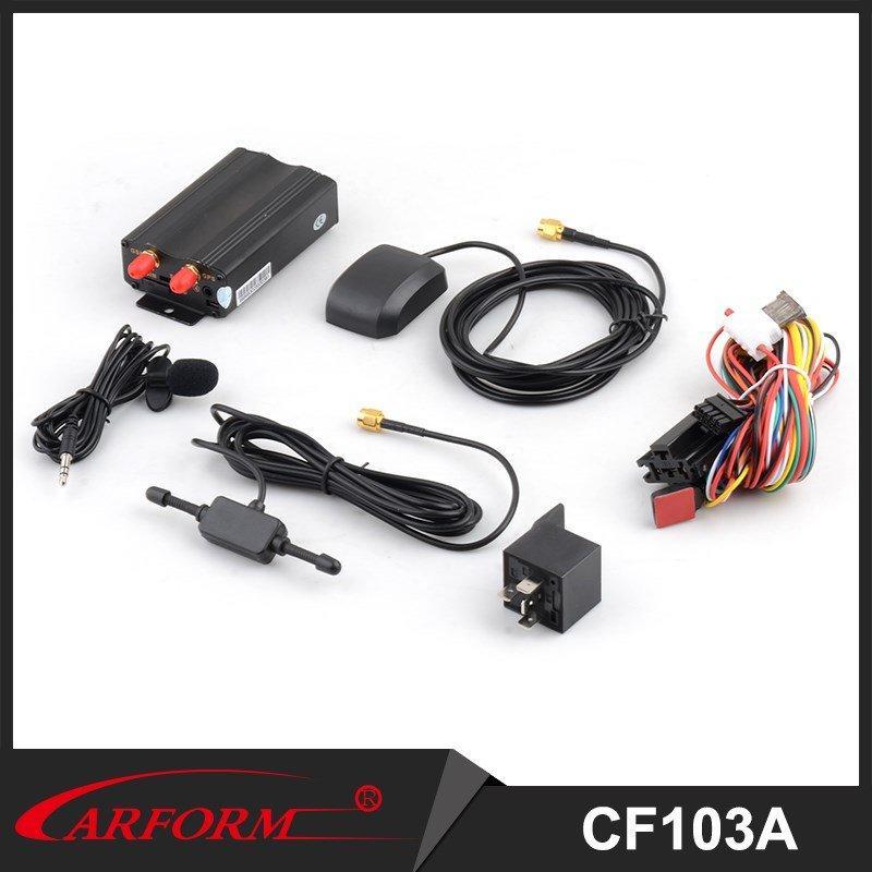 Most Popular Acc Alarm Car GPS Alarm Vehicle Arm Disarm by SMS