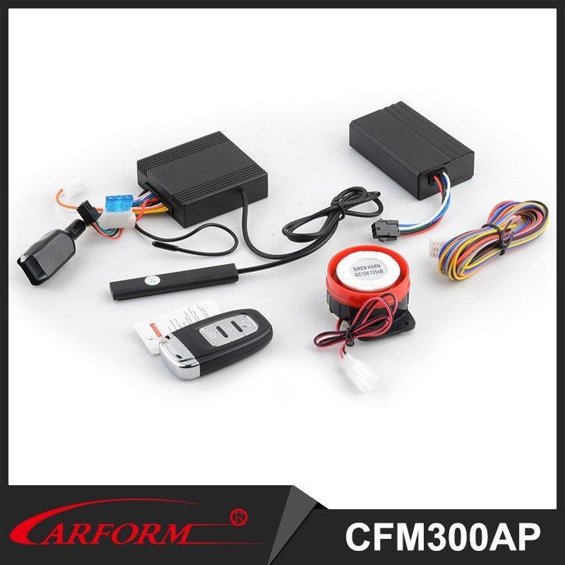 Control remoto motos GPS alarma con función PKE