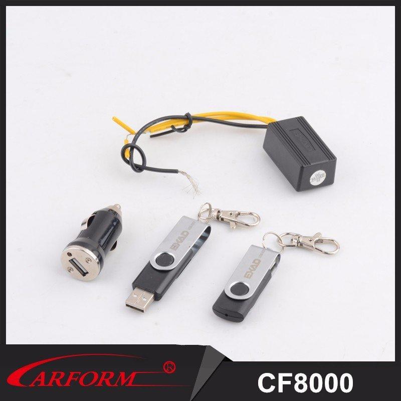 Auto accessories electronics Car Anti-hijacking Device CF8000