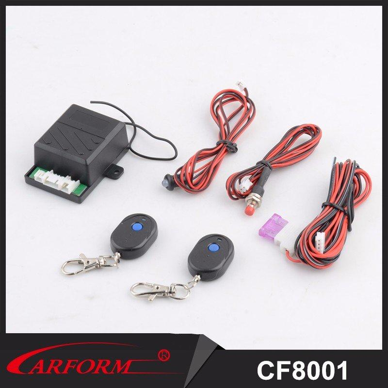 Car Immobilizer Cut off Engine and Oil Anti-theft Devices CF8001