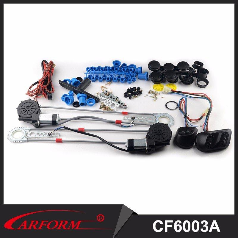 High Quality Universal Power Window Kits 2 Door Power Window Kits for 2 Front Windows of Cars CF6003A