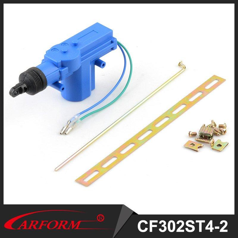 Car Central Locking System Power Door Lock Actuator 5-wire with Nemesis features for South American market