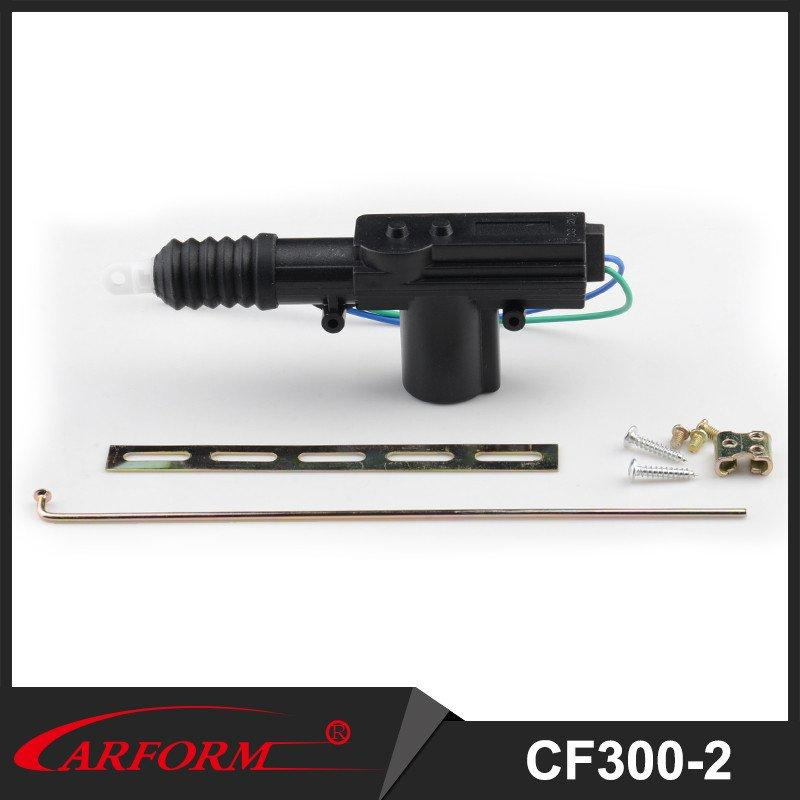 New model car central locking system central door actuator with 2-wire door actuator CF300-2