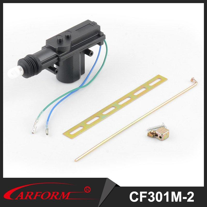 High quality automatic central car door lock for any 12v car central locking systems power door lock actuator 2 wire