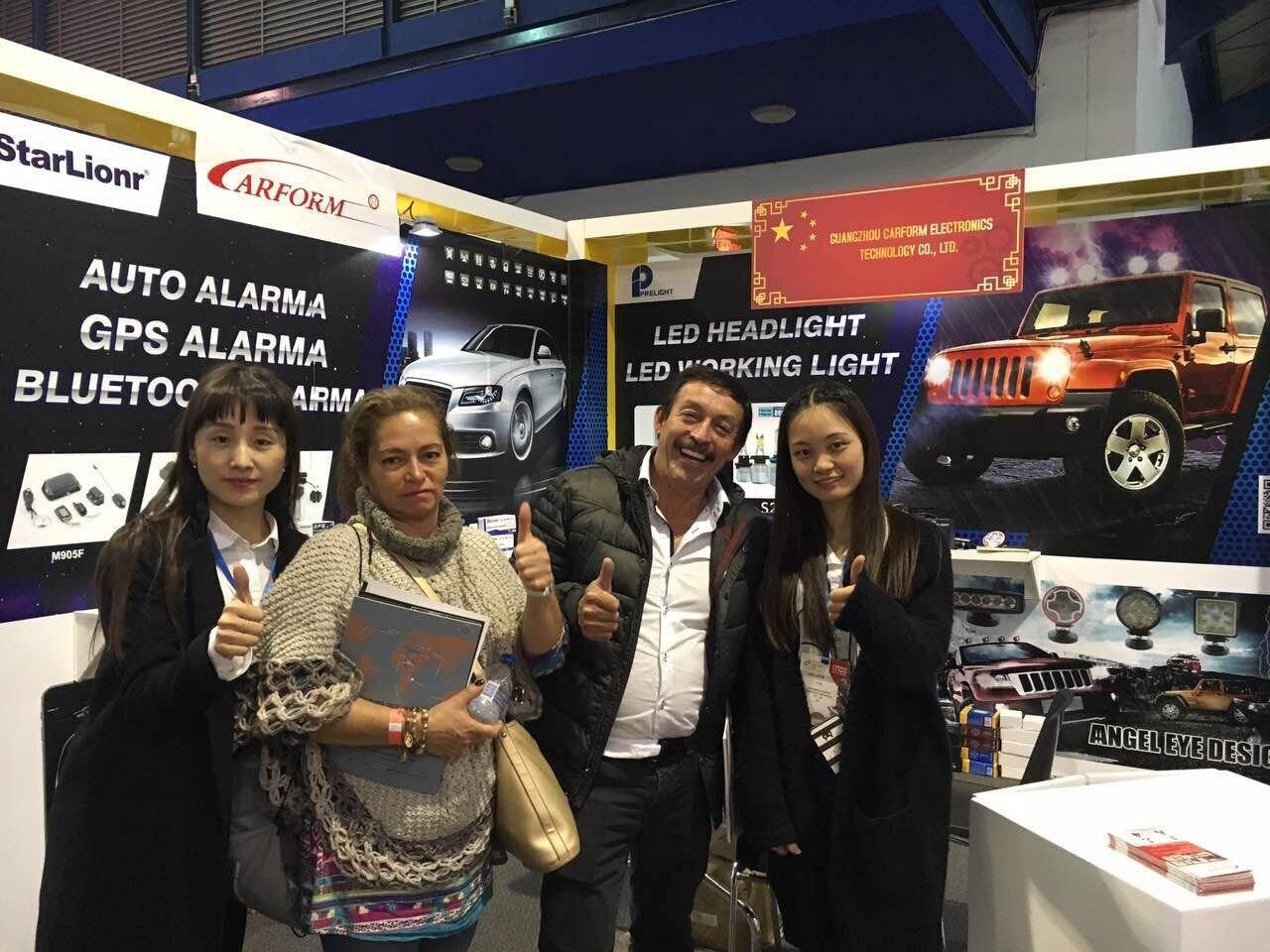 Colombia Exhibition