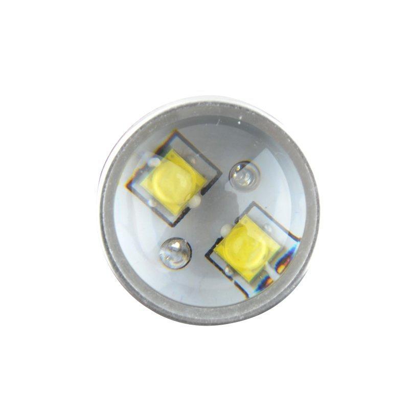 Extremely Bright LED 6500K Cool White Wide Beam Angle Fog Light Bulbs for Fog Lights Xenon White