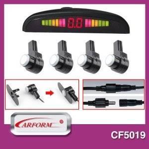 Car LED parking sensor system Slim LED display CF5019