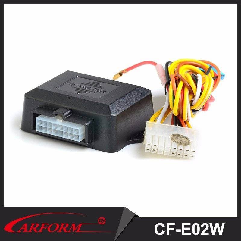 Economic Power Window Closer Universal Two Door Power Window Closer for Two Windows CF-E02W