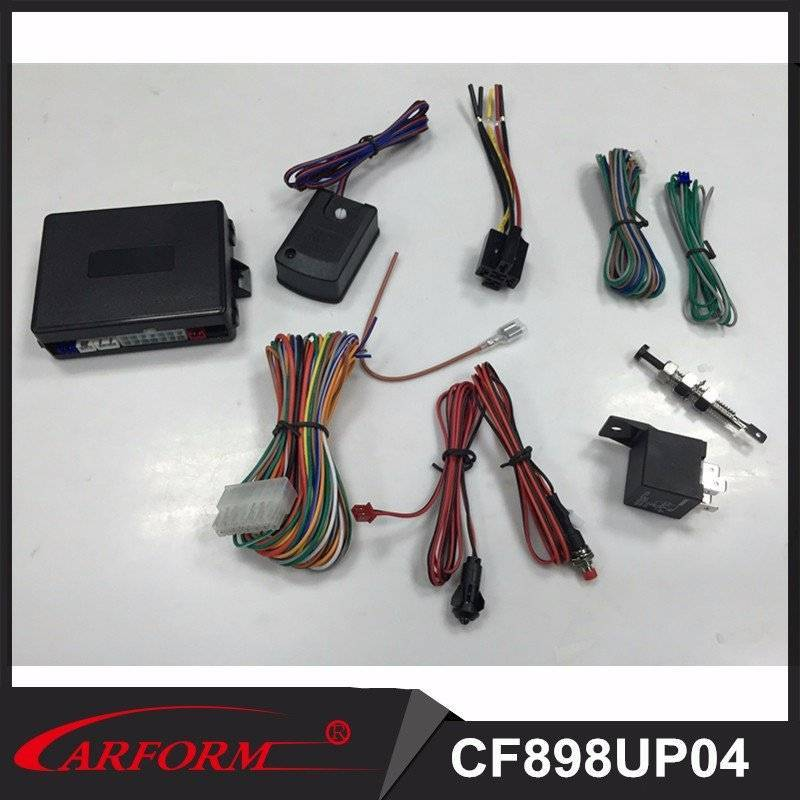Upgrade one way car alarm CF898UP-04 hot selling in South American