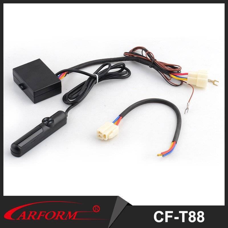 Car turbo timer universal kit turbo diesel gasoline engine for any 12V car to protect car turbo