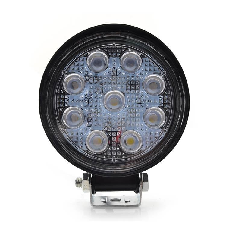 Good Quality Super Bright 27W Waterproof IP67 LED Work Light
