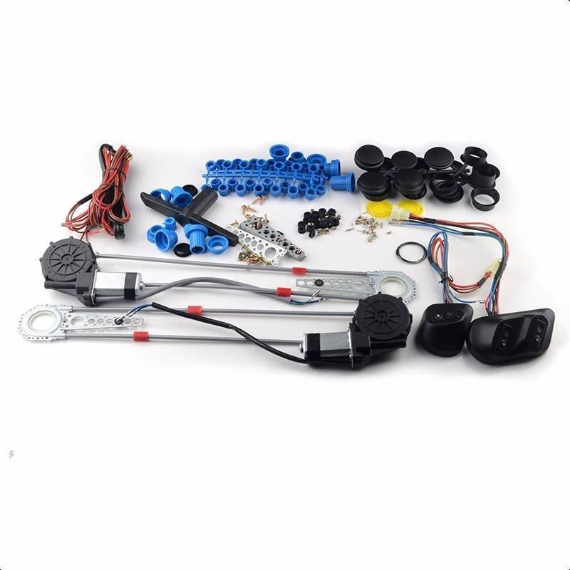 Easy Install High Quality Car Auto Universal 2-Doors Electric Power Window Kits CF6003A