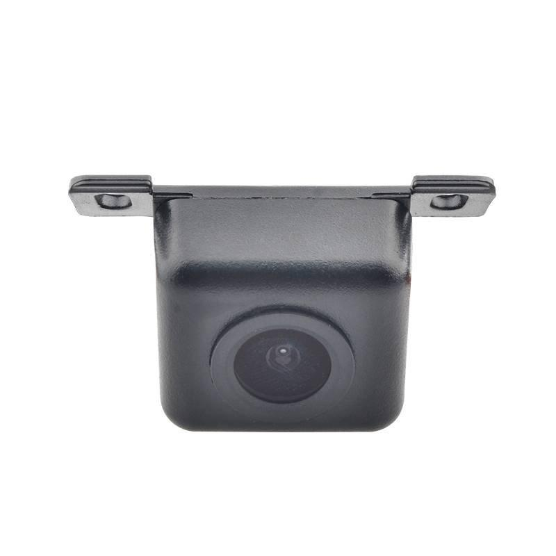 170 degree front and rear view 2 way installation car camera weatherproof