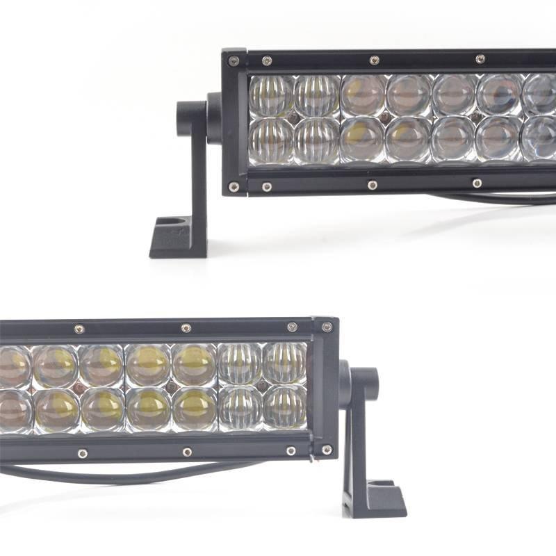 El coche al por mayor llevó la luz IP67 / 180W / 288W impermeables IP67 spot / flood / combo beam opcional