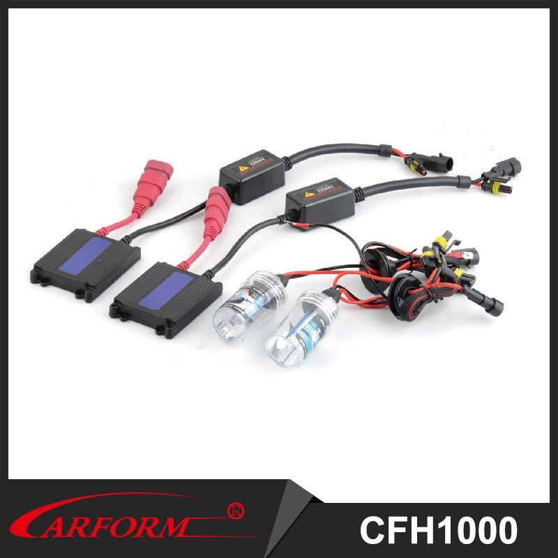 High quality OEM Manufacturer H1 H3 H4 H7 9004 9005 9006 9007  hid bulb and ballast xenon kit
