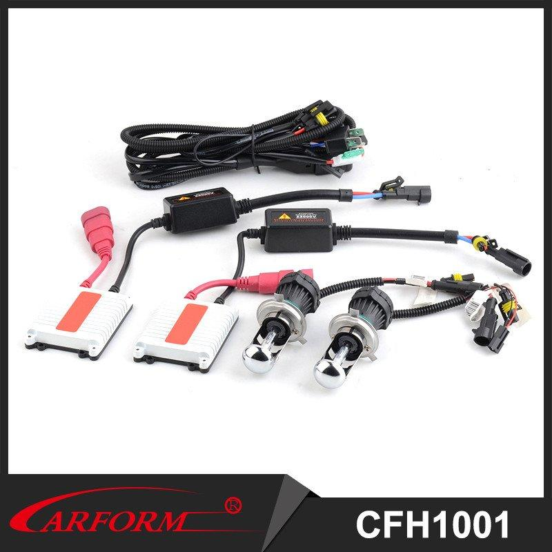 OEM Manufacturer H1 H3 H4 H7 9004 9005 9006 9007 high quality hid bulb and ballast xenon kit