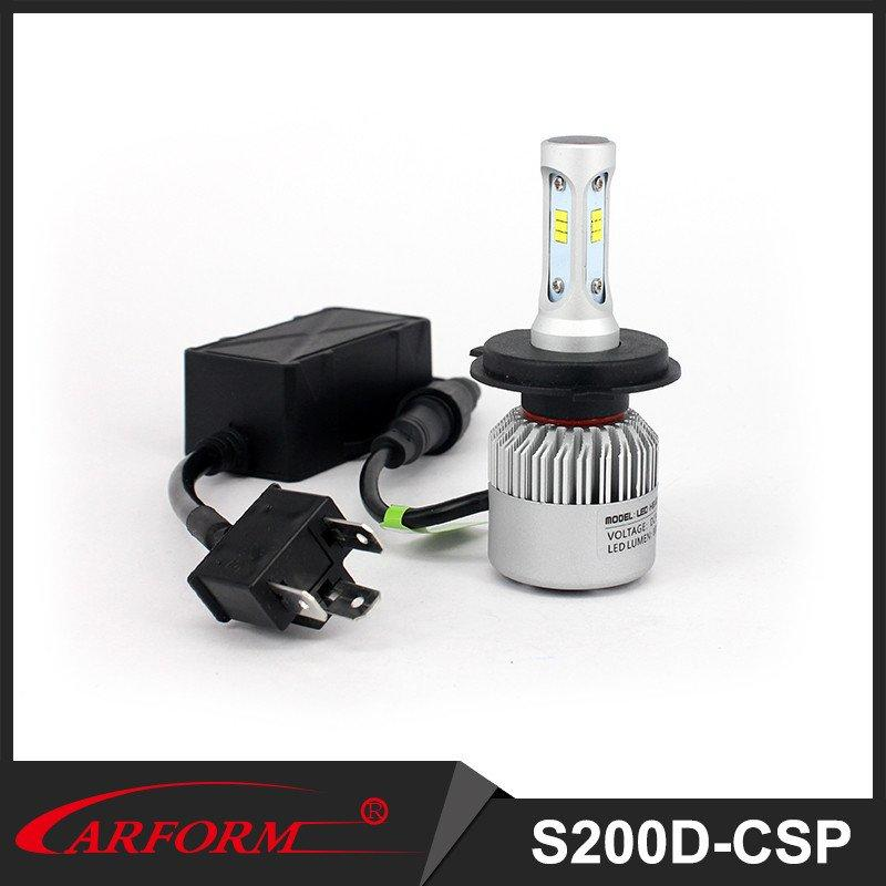High power 60W brightness car light and high quality Seoul-CSP chip with IP65 waterproof