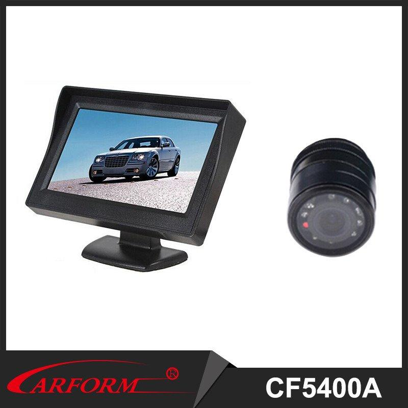 4.3 inch monitor with IR camera,  Auto Parking system export to Latin America