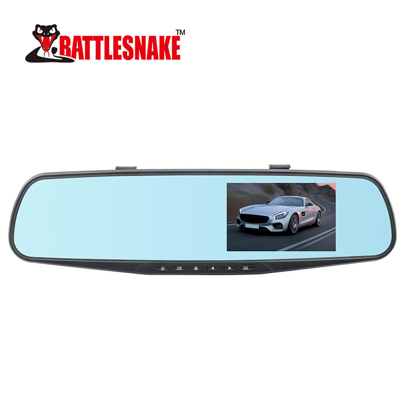 Car Rearview Mirror Vehicle Traveling Data Recorder DVR