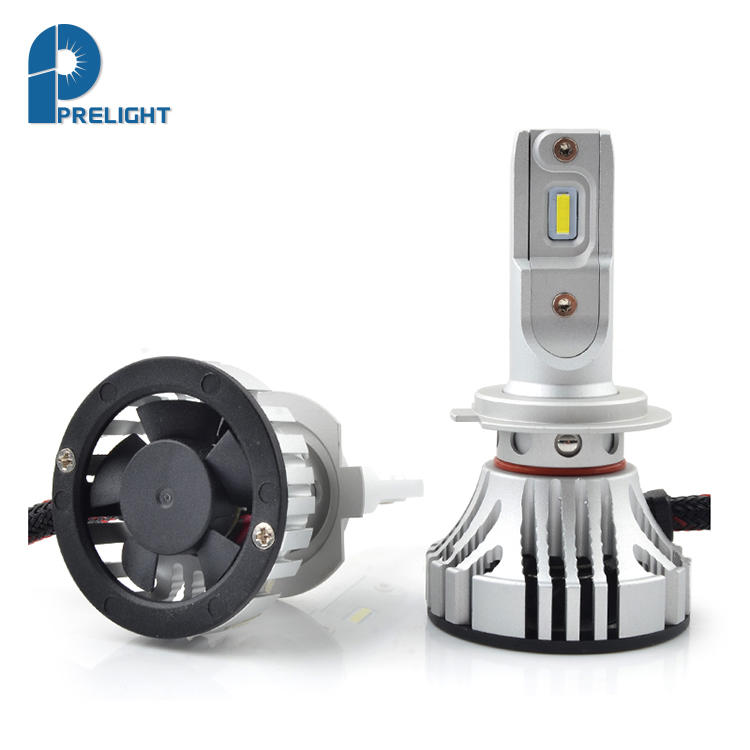 2019 Car LED headlight F2 9005 9006 9007 H7 H8 H11 H13 high brightness headlight bulbs