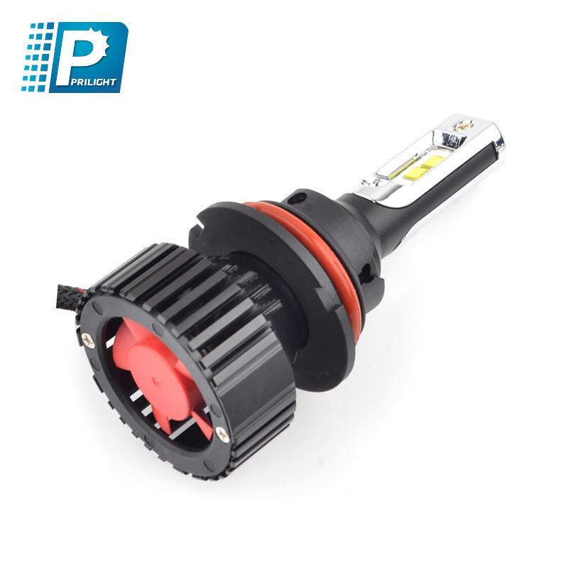 Car LED headlight T8-MZ  9004 9007 H4 H7 H13 PSX24 8000LM high quality light bulbs