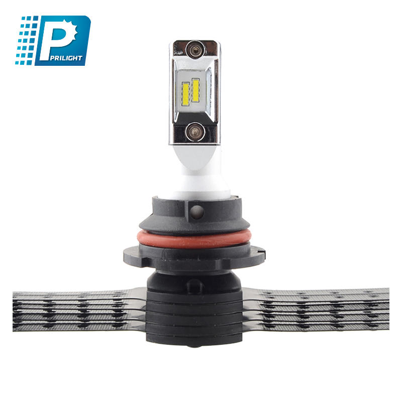 Car LED Headlight F1 cree chip high quality 9004 9005 9006 9007 H4 H7 H11 H13 headlight kit
