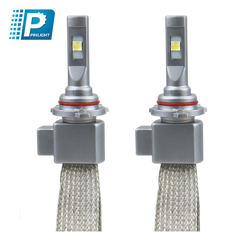 2019 NEW Product high quality discount price car waterproof LED headlight T10 cree 9006 h4 h7 h11 lighting system