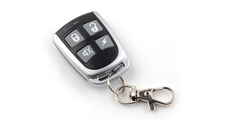 2019 Newest PKE Car Alarm System BT-100 Bluetooth Car Alarm with Starlionr Mobile APP