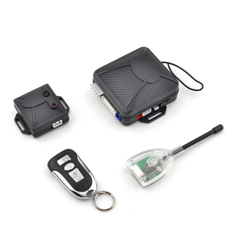 Phone App Bluetooth Control Distance Car Alarm BT-200 PKE Bluetooth Car Alarm System for 12v
