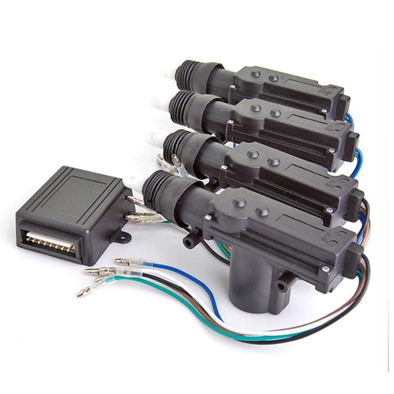 High quality car automatic central door locking 12V actuator with nails CF305-2