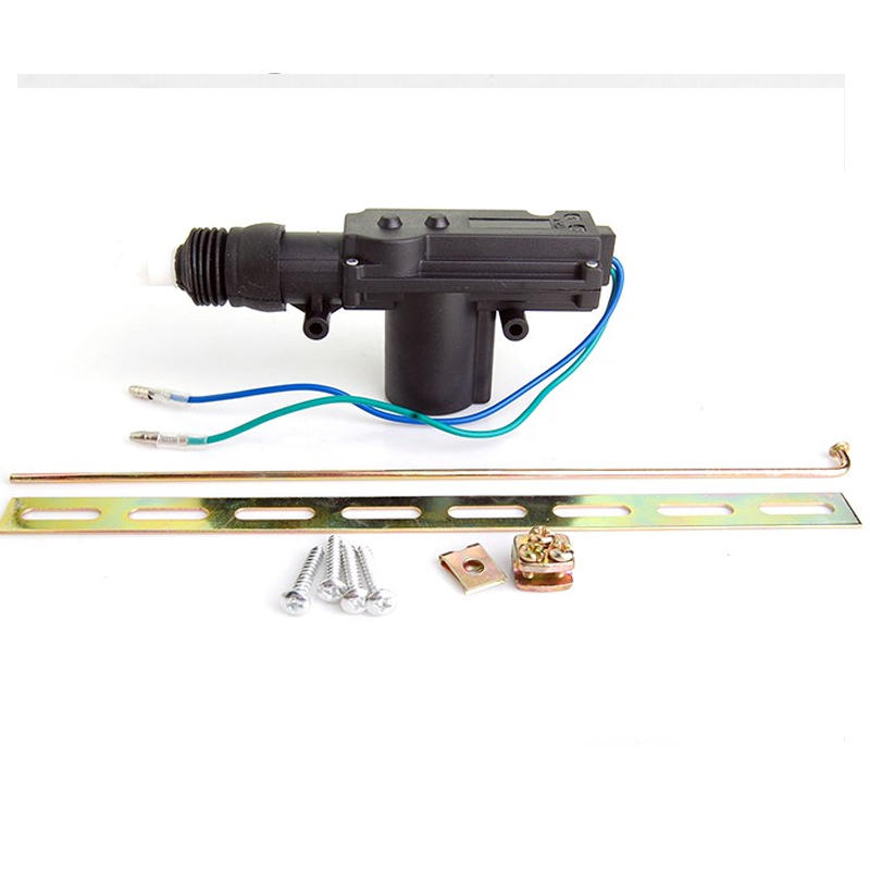 High class central door locking system with nails 1 master CF305 12V Heavy power motor 5.5 KGS Door actuators