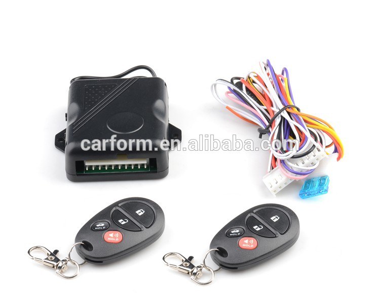 Car keyless entry system CF938 With dual signal light flash while remote to lock and unlock
