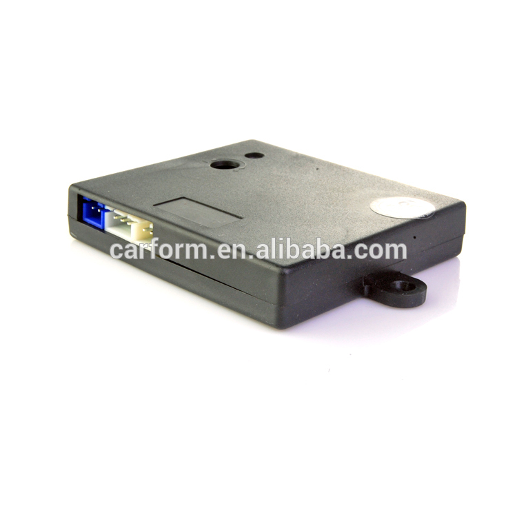 Car ultrasonic sensor CF-US02 with sensitivity adjustable and  unique sensor design