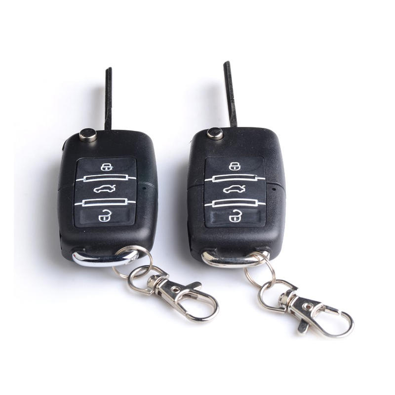 Easy installation one way car alarm security system CF790T19