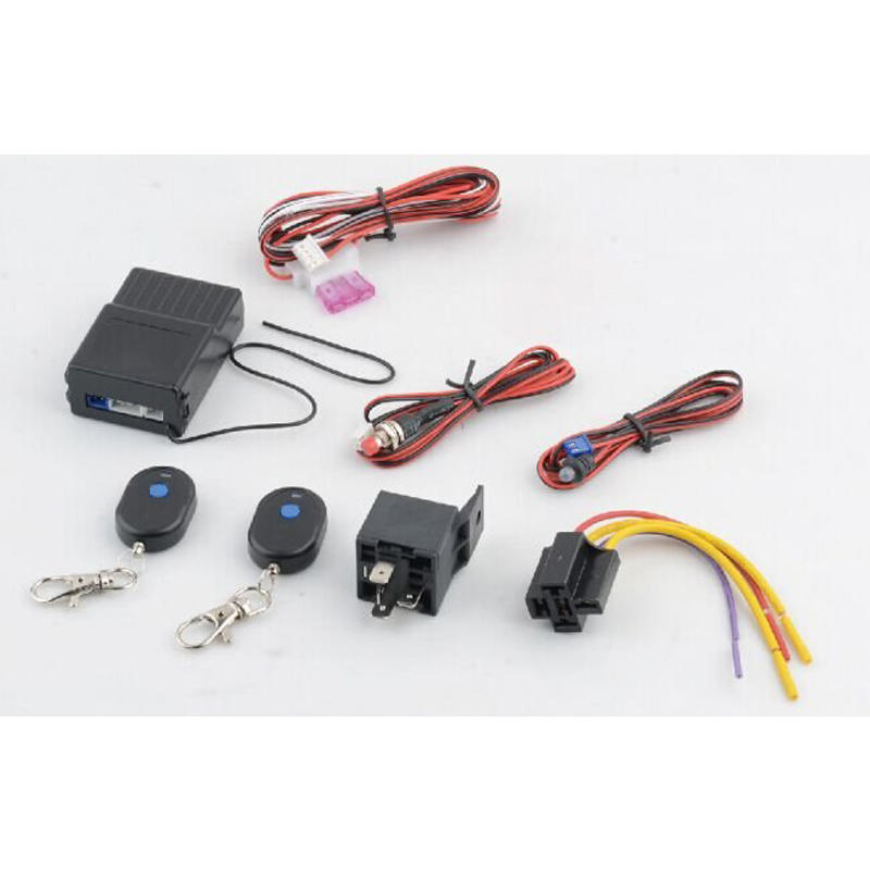 Car Immobilizer Progressive Double Stage Immobilizer Anti-hijacking Device