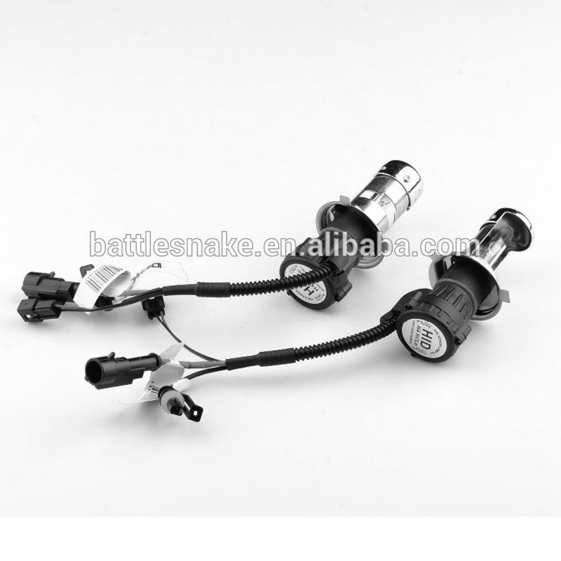 High quality OEM Manufacturer H1 H3 H4 H7 9004 9005 9006 9007 HID light bulb and ballast xenon kit