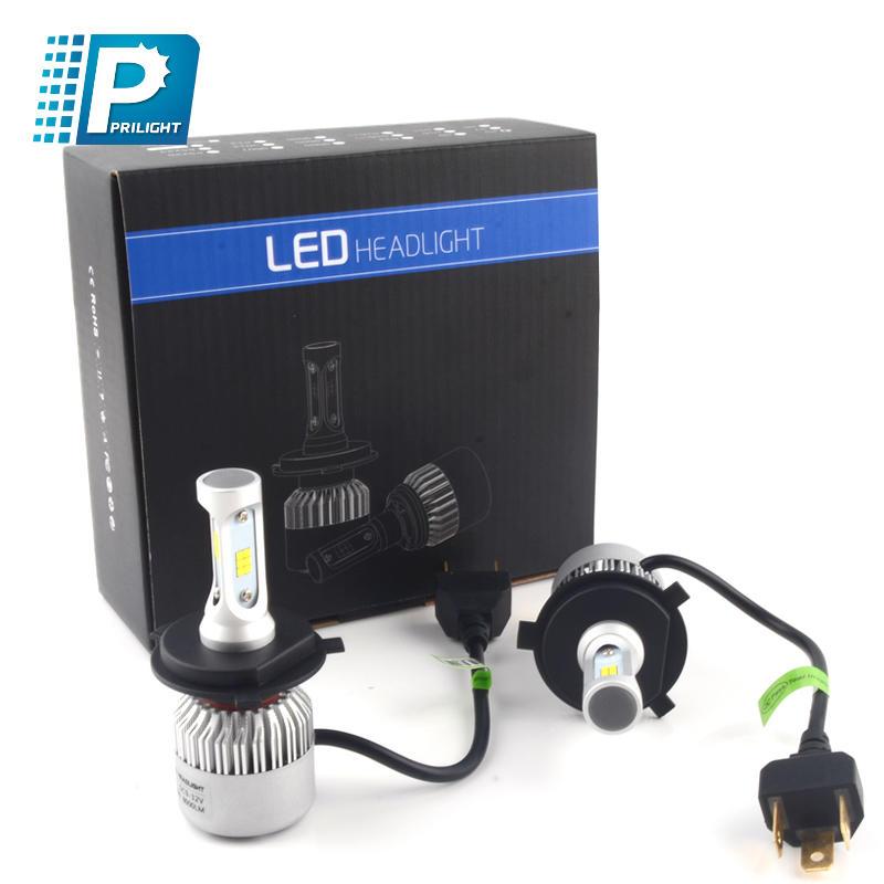 Long Lifespan High Quantity Car LED Headlight kit S200 with CSP Chip