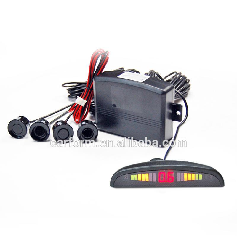 High quality car LED Waterproof shockproof Parking sensor system