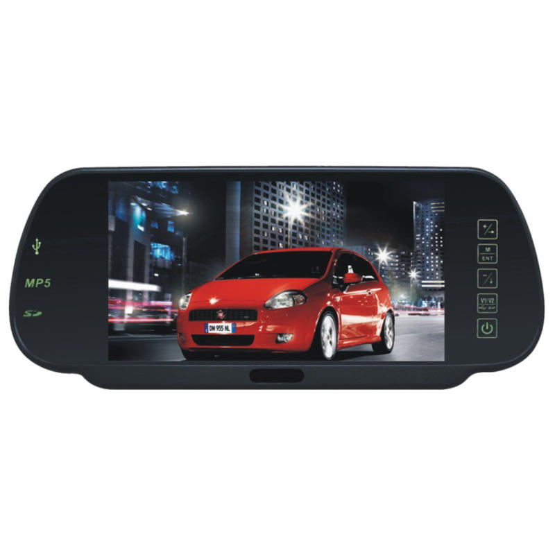 7 inch rearview with Camera, universal Parking system , Bluetooth monitor , LED night vision camera
