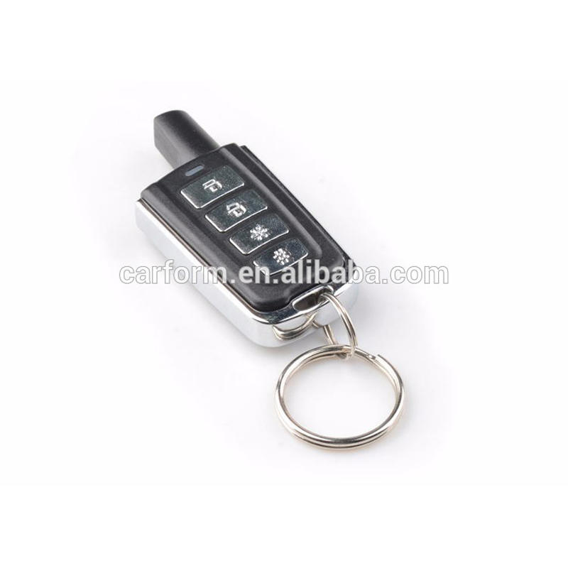 105AP Real Time GPS Tracking Learning Code Remote Control Anti-theft GPS Car Alarm