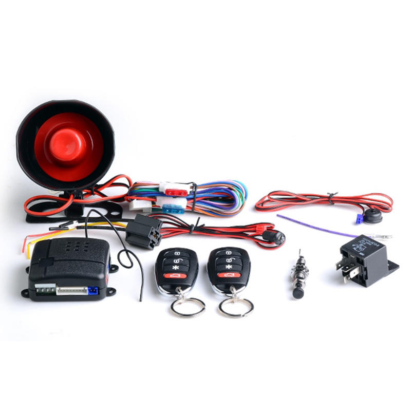 Multi-functional and complete  configuration one way security system