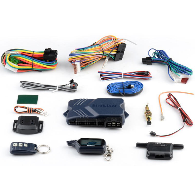 Hot selling remote engine start 2 way car alarm system B9+