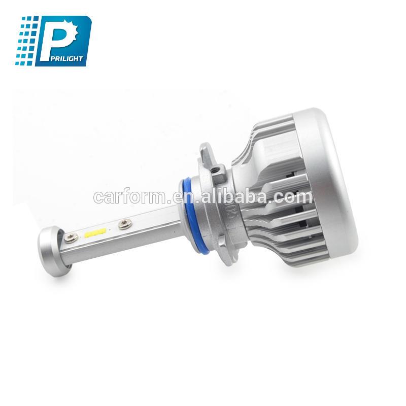 Factory Supply  H7  LED Car Headlight kit 6500K 12V 24V Light Bulbs