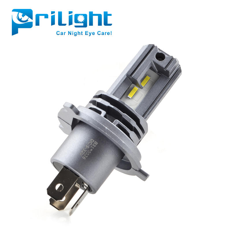 Replace halogen lamp CAR LED HEADLIGHT H4 H7 small size led headlight bulbs