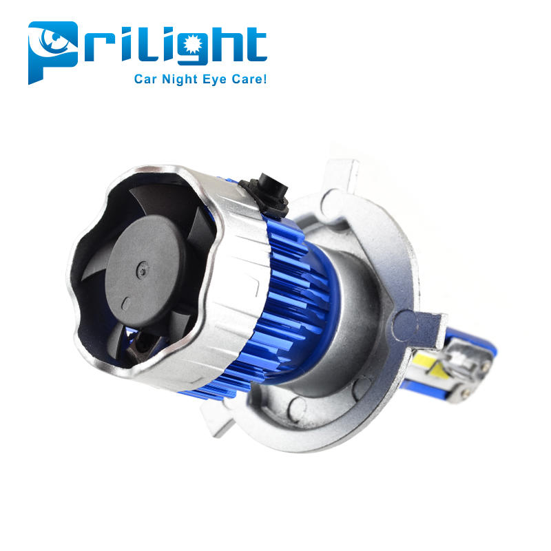Wholesale new customized 9005 H4 H7 60w all in design brightness car led bulb headlight