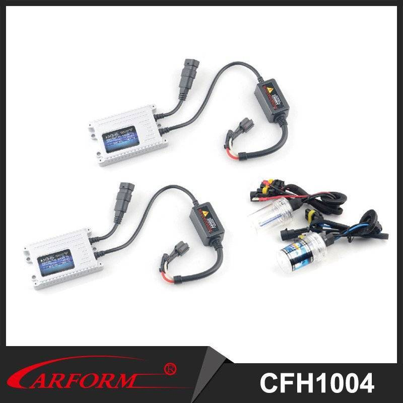 Top quality CANBUS 45W AC HID Xenon Kits High brightness 8000K HID bulb for universal car