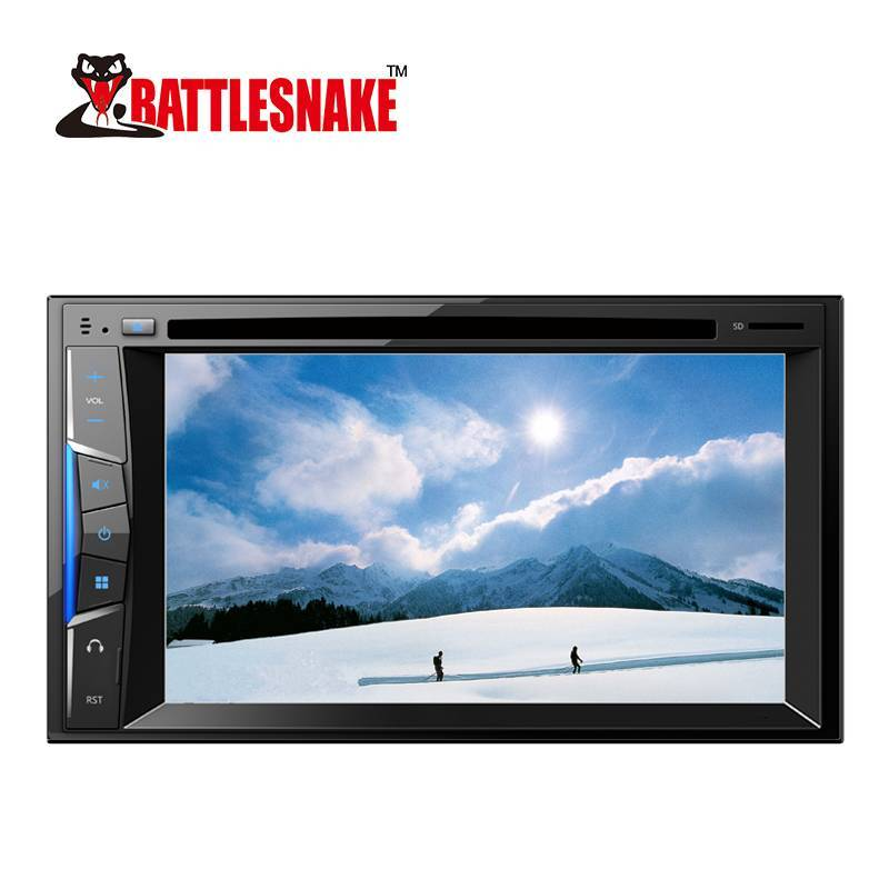 2019 NEW PRODUCT 6.2 Inch HD Screen TFT Double Din Universal Car DVD Player