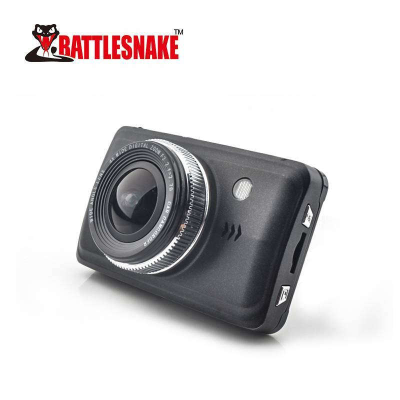 Car DVR 1080P HD recorder with 3 inch LCD display screen