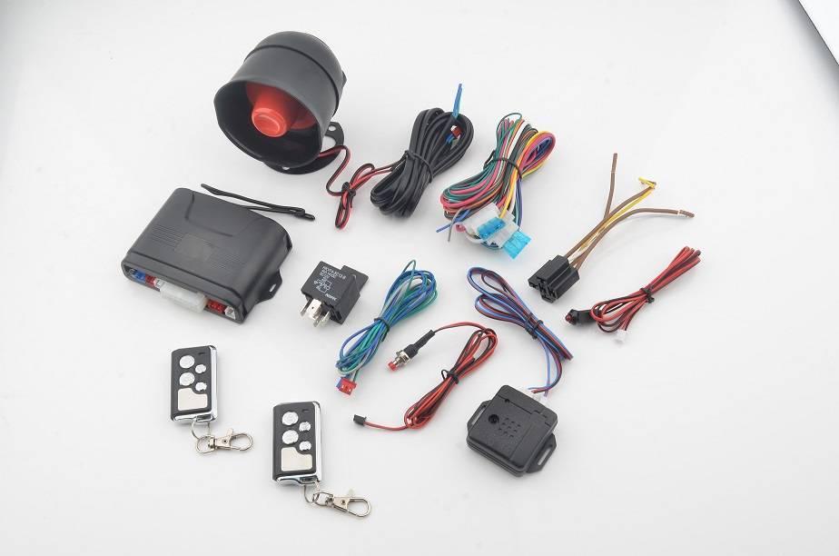 High quality UT7000 one way car alarm system