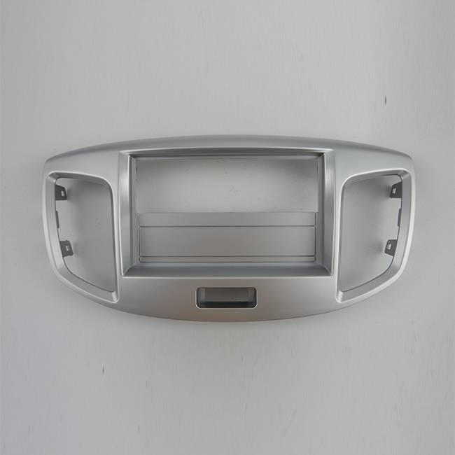 High quality Car audio DVD silver panel CF-HO 080